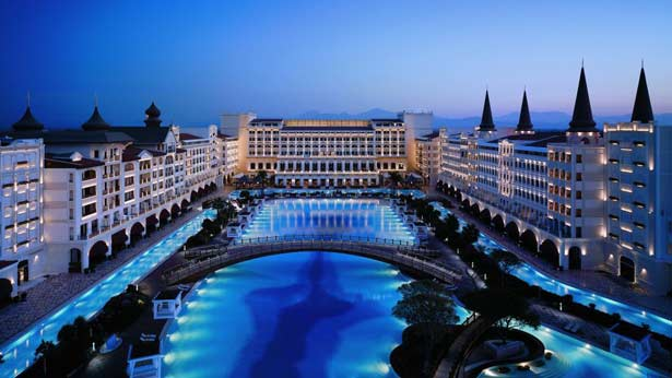Once Abounds At Turkey S Mardan Palace